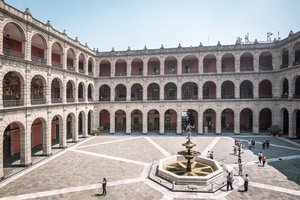 National Palace Mexico City