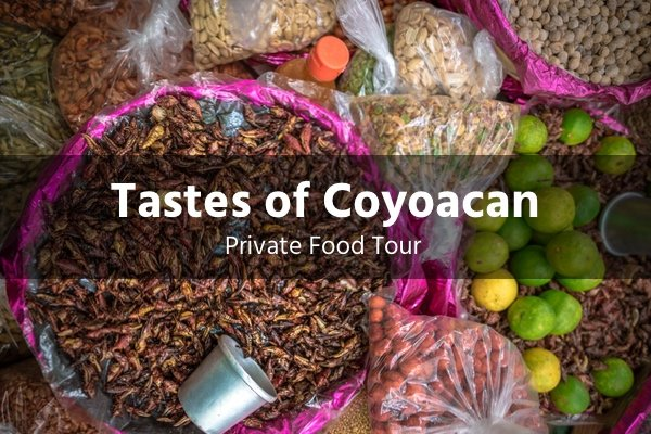 Tastes of Coyoacan - Mexico City (placeholder)