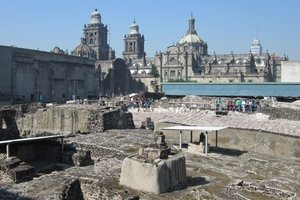 Templo Mayor Museum & Archeologic Site