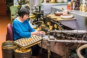 Golden Gate Fortune Cookie Factory