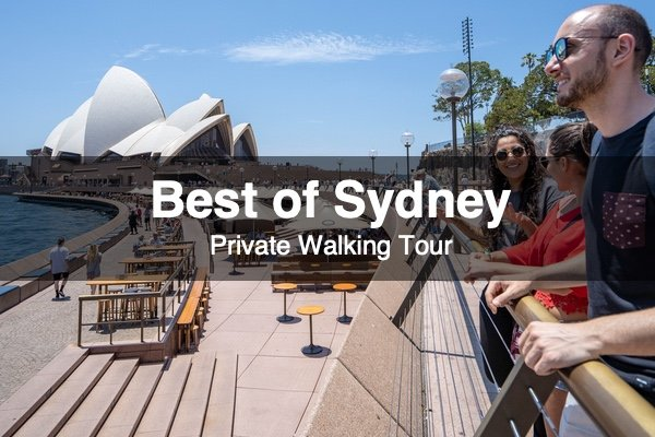 Best of Sydney tour