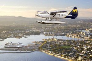 Harbour Air Seaplane Flight