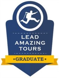 lead amazing tours graduate