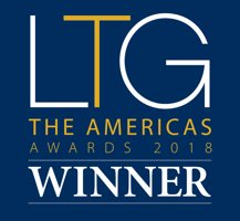 LTG Winner badge 2018